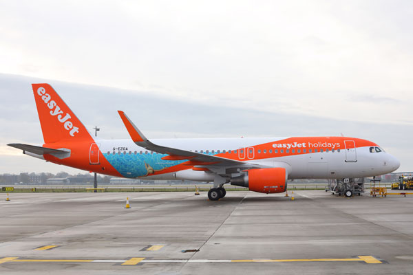 Thomas Cook collapse helps boost easyJet trading