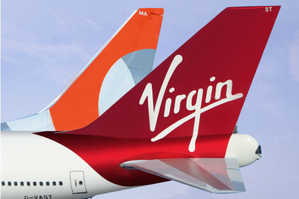 Virgin Atlantic and GOL announce codeshare