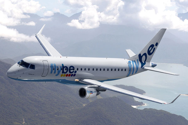 Flybe confirms withdrawal of jet services from four airports
