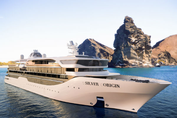 Silversea releases details of new Galapagos ship
