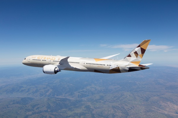 Etihad to fly daily between the UAE and Israel