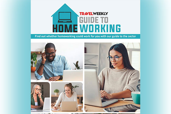 Travel Weekly creates Guide to Homeworking to assist agents