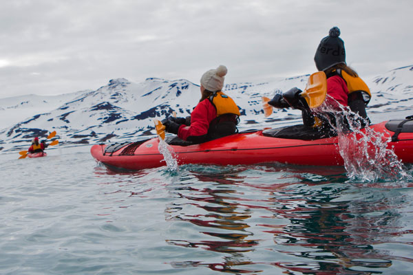 Expedition cruise experiences around the world