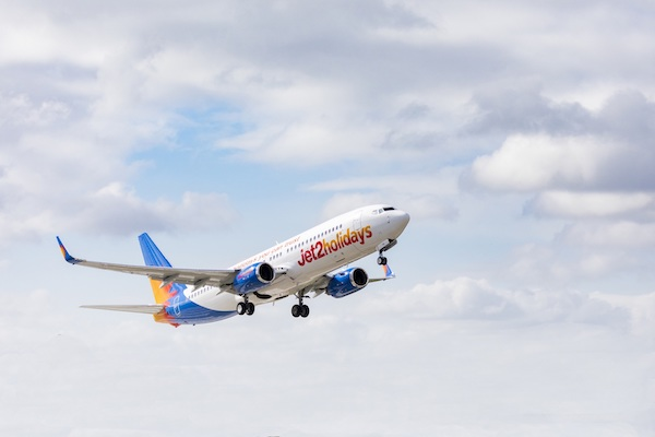 Jet2 hikes Manchester summer capacity by 25%