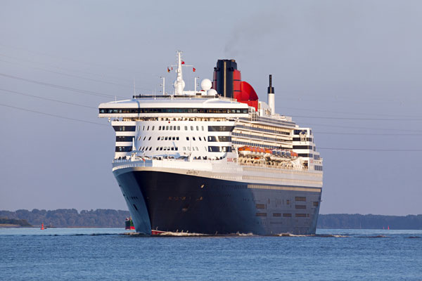 Cunard flagship to feature in new Meryl Streep film