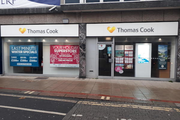 Thomas Cook agent spared jail after admitting fraud