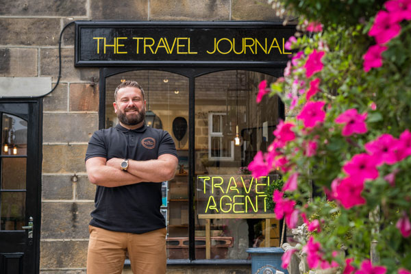 Your Stories: The Travel Journal's Ben Poole is 'bursting with energy' about opening Harrogate shop