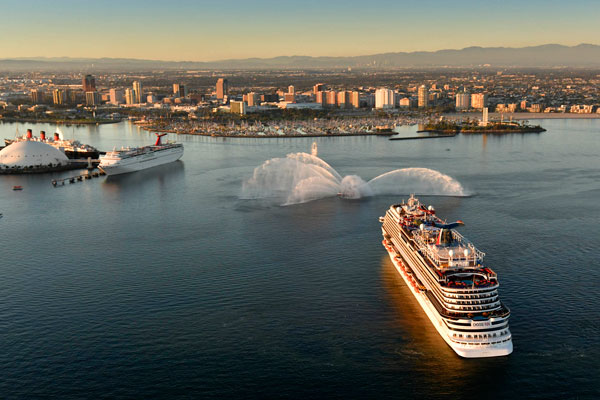 Carnival Corporation confident over long-term cruise demand
