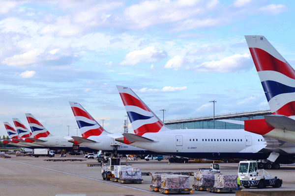 BA 'boycotts' quarantine talks as government row escalates