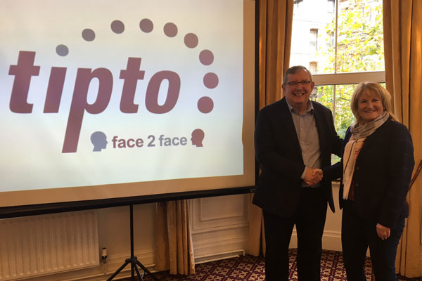 Railbookers becomes Tipto supplier member