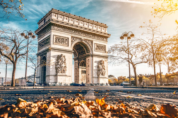 Explore Paris off-peak to avoid the summer crowds