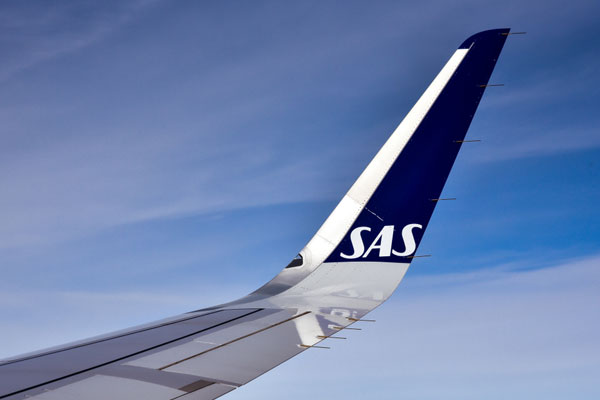 SAS airline to start Newquay to Copenhagen flight next summer