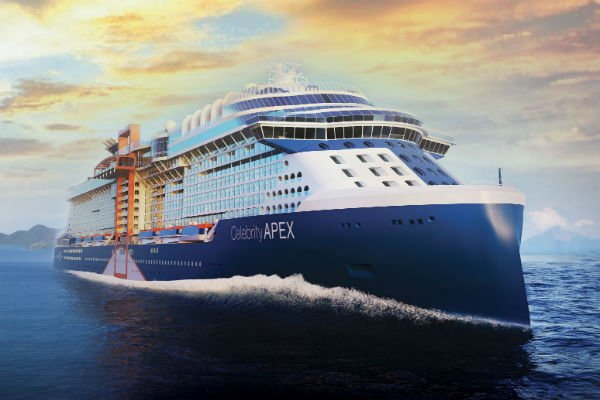 Celebrity Cruises to host series of ship visits on Apex