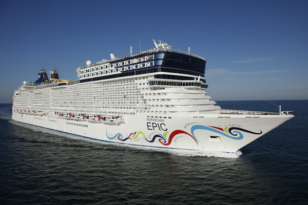 Female Norwegian Epic passenger lost at sea