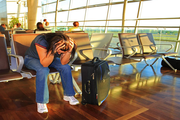 Airline chiefs warn of record flight delays