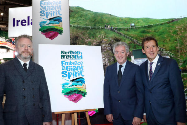 WTM 2019: New tourism brand revealed for Northern Ireland