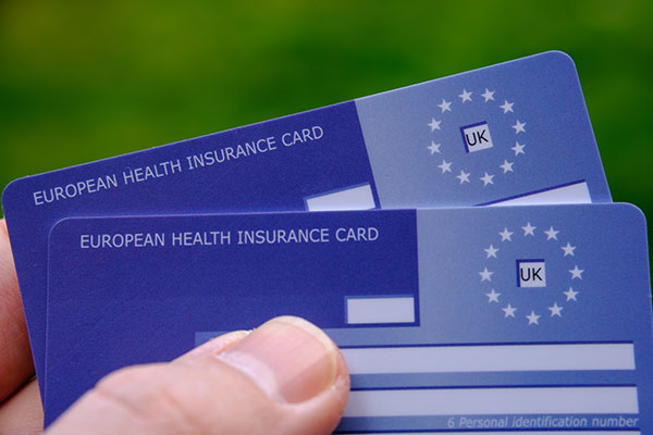 Ehic replacement officially launched
