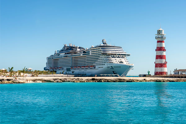 Discover MSC Cruises' private island in the Bahamas, Ocean Cay