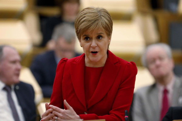 Scottish government criticised for lack of detail on lockdown easing
