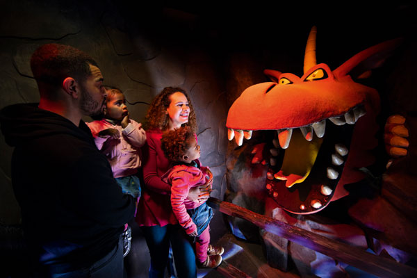 Magical Room on the Broom experience at Chessington World of Adventure