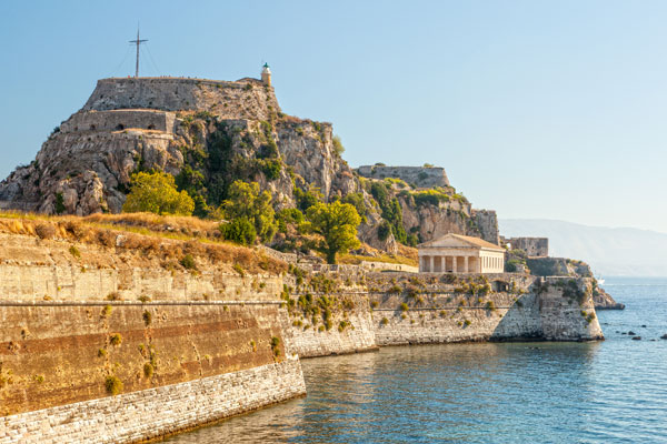 The best things to see, do and eat in Corfu Town