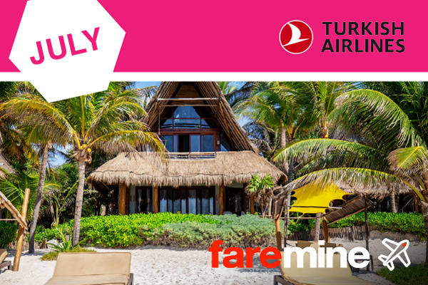 Bail out of the UK 'Summer' with free tickets to balmy Bali!