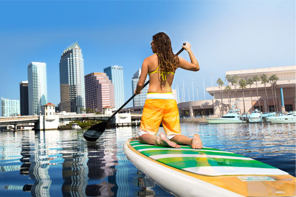 Active holidays in Tampa Bay, Florida