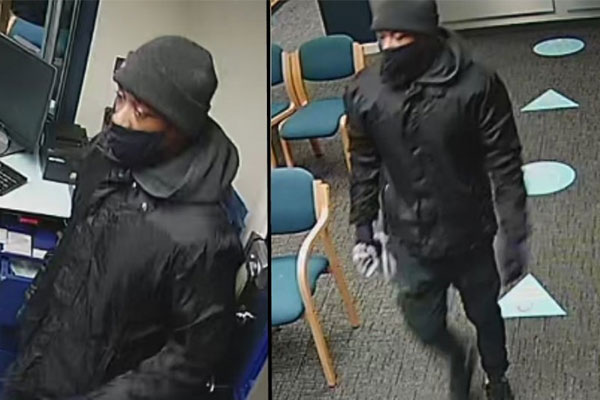 Police appeal after Tui armed robbery in Lichfield store