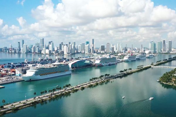 Pre-pandemic contribution of cruise to US economy hit $55.5bn