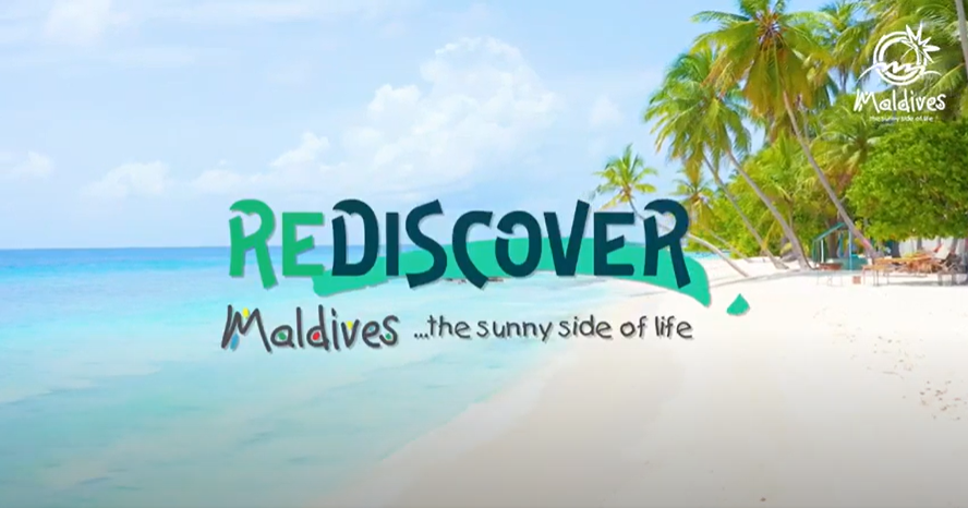 MMPRC launched the new marketing campaign Rediscover Maldives&the Sunny Side of Life campaign on 15th July 2020