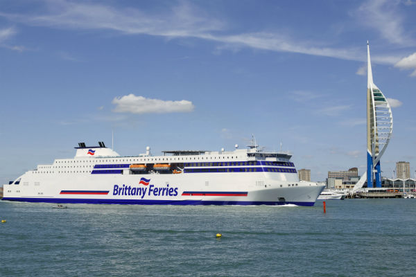 Brittany Ferries to push adoption of 'Green Marine' eco standard