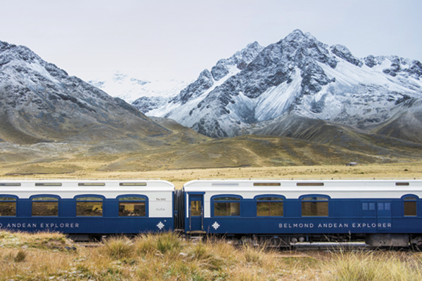 Belmond launches Exclusive Places collection