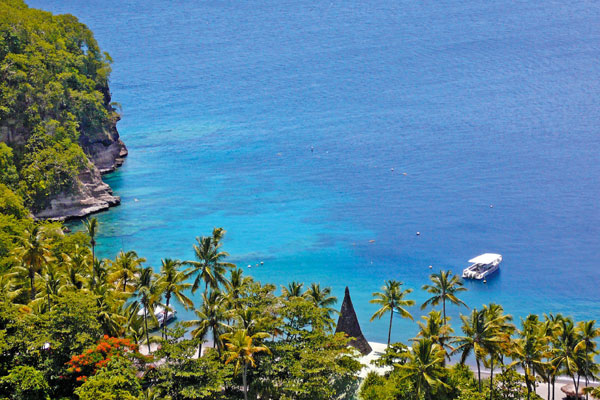 Find paradise in Saint Lucia's natural beauty