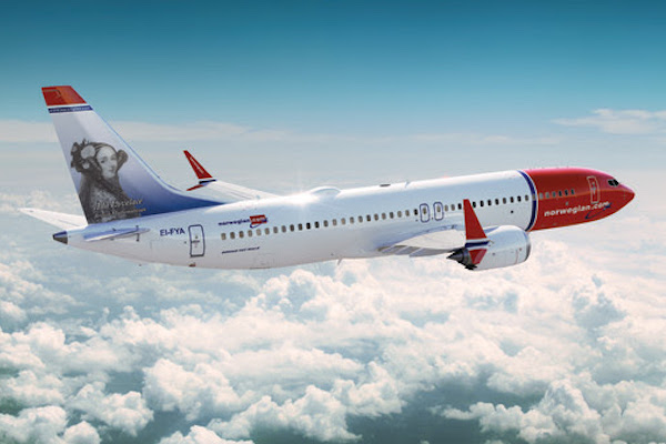 Norwegian Air: State rescue confirmed