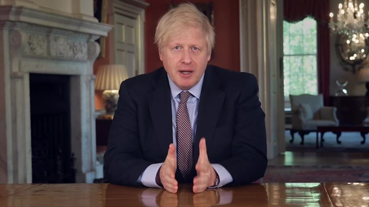 Boris Johnson confirms quarantine plan for UK arrivals