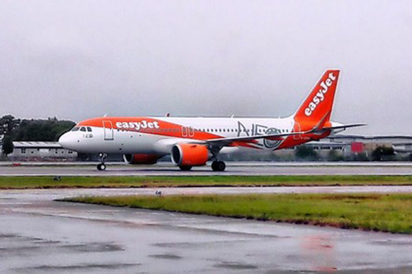 EasyJet confirms £200m aircraft sale and leaseback
