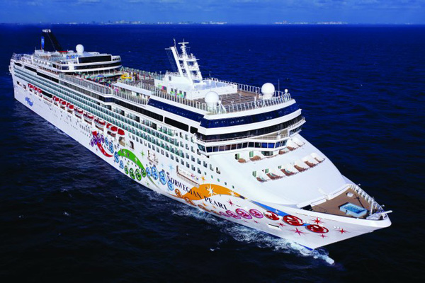Norwegian Cruise Line homeports in Amsterdam for first time