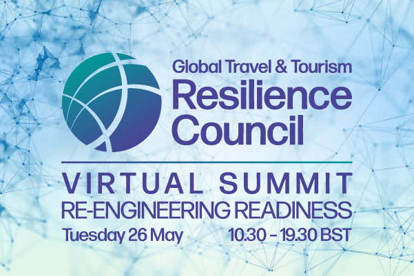 Travel & Tourism Resilience Council to host free one-day virtual summit
