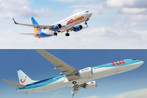 Jet2 and Tui call for pan-European travel protocols