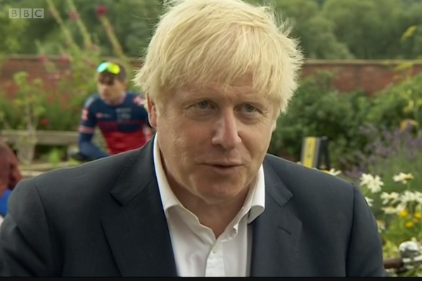Boris Johnson defends government's Spain travel restrictions