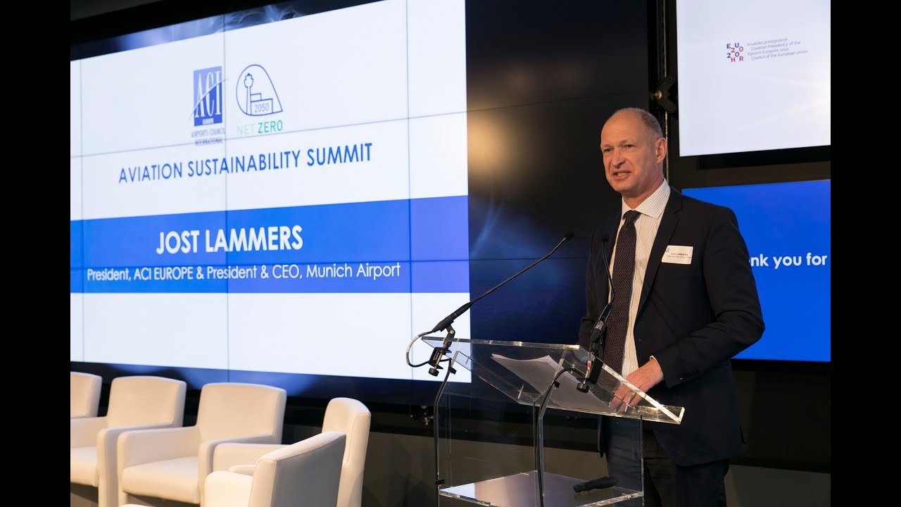 Put climate 'at heart' of recovery, say aviation leaders