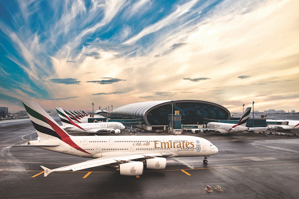 Emirates 'warns of cuts to 600-strong UK workforce'