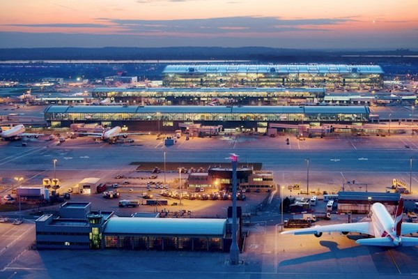 American Airlines moves into Heathrow Terminal 5