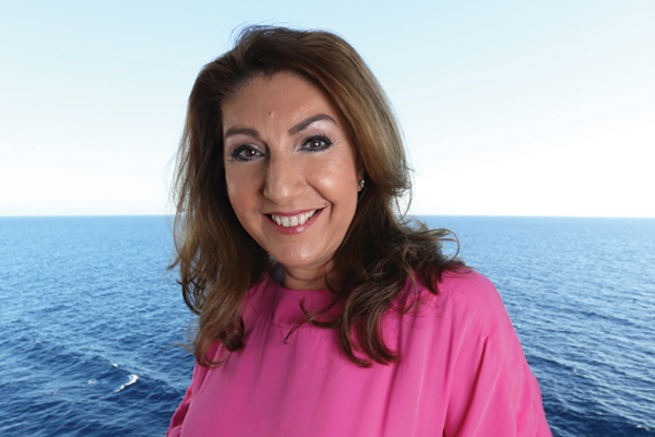 Oceania Cruises to appear on Channel 5's Cruising with Jane McDonald