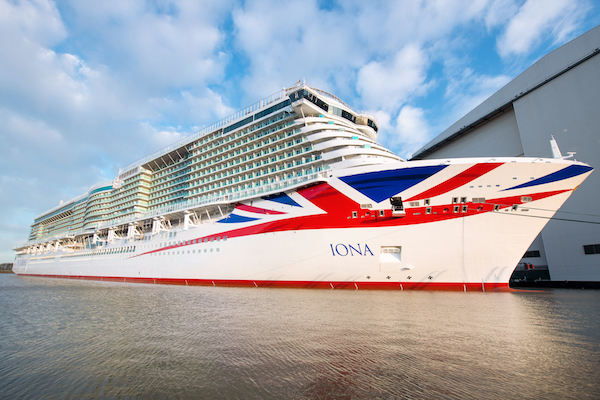 Carnival Corp 'still excited' about Iona despite launch delay