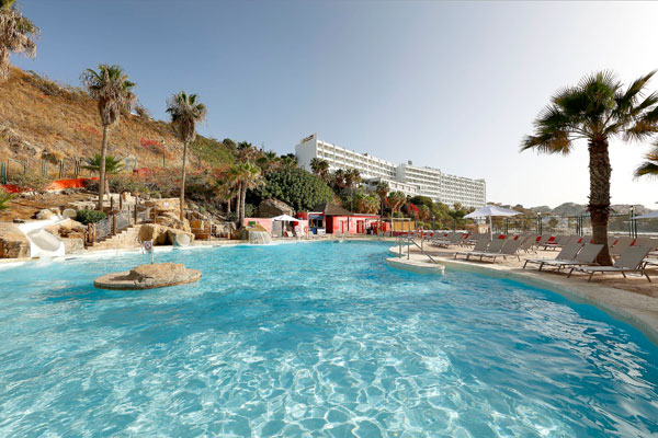 Tried and tested: Palladium Hotel Costa del Sol, Spain