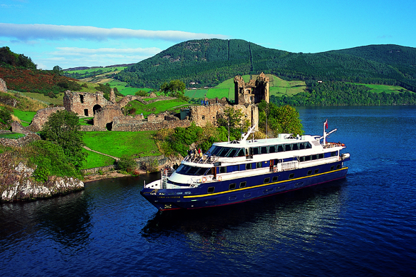 Hebridean Princess owner buys 27-passenger cabin ship
