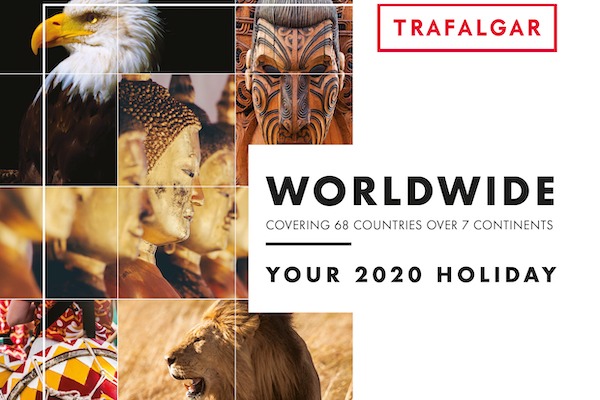Trafalgar increases its focus on 'under-tourism'