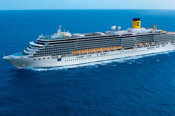 Costa Cruises to restart sailings in September