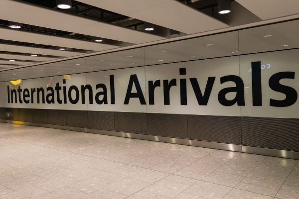 New pre-departure testing rules for arrivals imposed from Friday